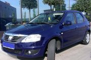 Dacia Facelift prestige diesel 2012
