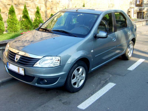 Dacia Logan Facelift